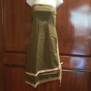 GREEN! Cute Punk dress